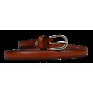 Cintura Sottile (2 cm) Farba opasku: hnedá