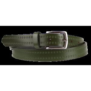 Cintura Stelle (2,4 cm) Farba opasku: zelená