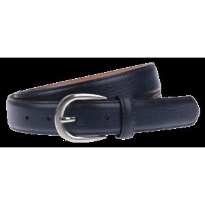 Cintura Cocco (2,9 cm) Farba opasku: modrá tmavá