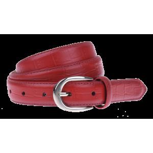 Cintura Cocco (2,4 cm) Farba opasku: červená
