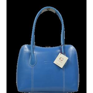Talianská kožená kabelka Palagio Azzuro 2