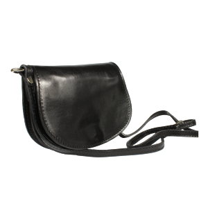 Moderná kožená kabelka Mina Nera
