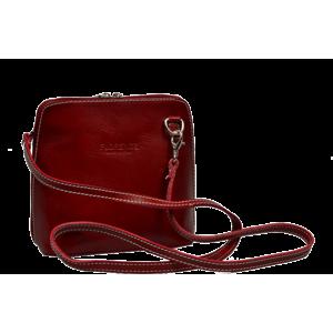 Talianská kožená kabelka Grana Rossa